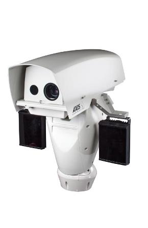 AXIS Q8722-E 60MM 30 fps, 10x optical zoom, 60mm lens, PTZ, Outdoor IP66, HDTV 1080i - 0495-001