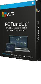 AVG PC TuneUp, 6 lic. (24 měs.) LN Email - TUHEN24EXXS006
