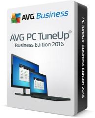 AVG PC TuneUp Business Edition, 50 lic. (24 měs.) SN Elektronicky - TUBEN24EXXS050